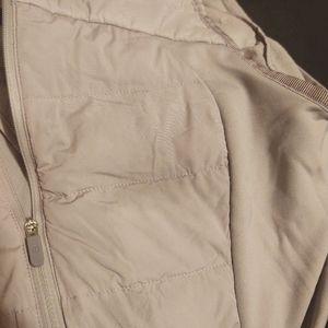lululemon athletica Jackets & Coats - Lululemon Goose Filling Grey Vest Size 6
